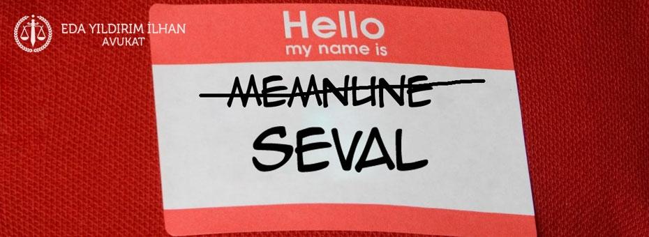 İsim Değiştirme Davası