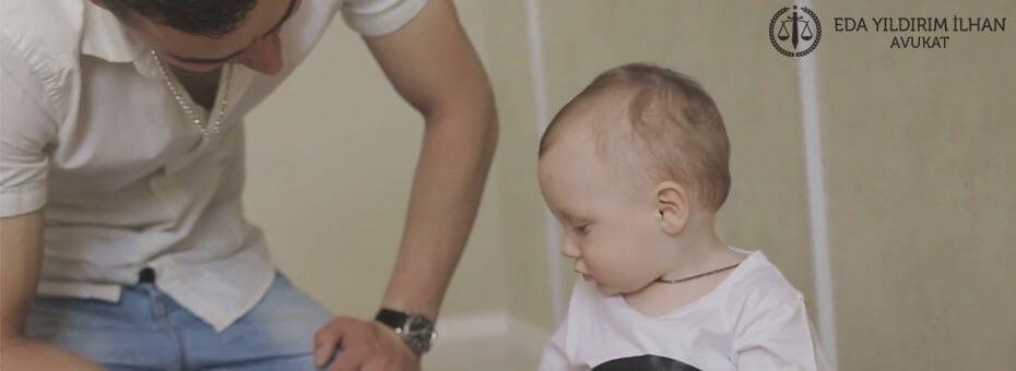 Küçük Çocuğun Baba ile Kişisel İlişki Kurması ve Süresi