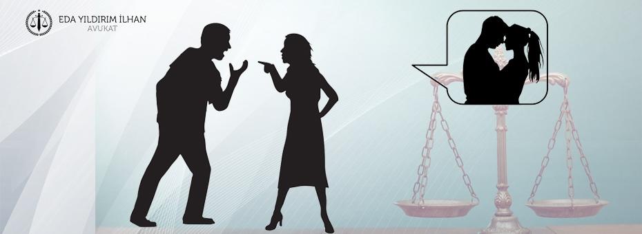 Aldatma (Zina) Nedeniyle Boşanma Davası