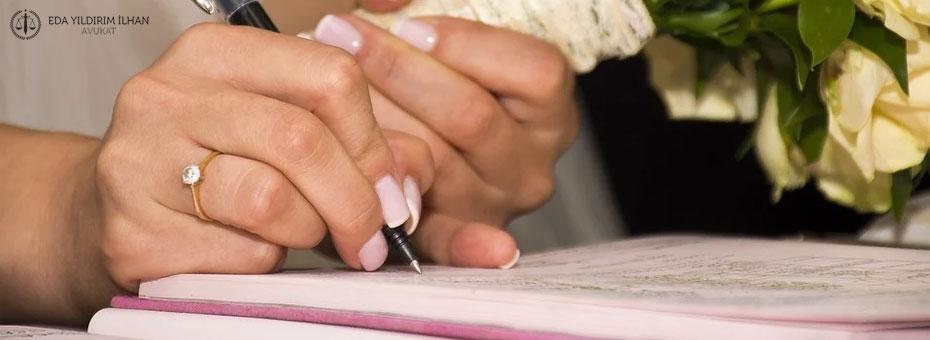 Evlilik Sözleşmesi Nedir? Mal Ayrılığı Sözleşmesi Nasıl Yapılır?